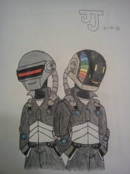 Two Cool Bots by DinomanInc