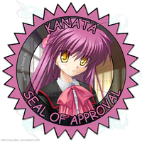 Kanata Seal of Approval by SquallEC