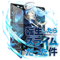 Tensei shitara Slime Datta Ken Folder Icon by Kiddblaster