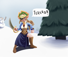 Yule 1 : D by Cabbage-Factory