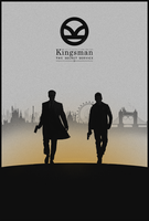 Kingsman: The Secret Service by shrimpy99