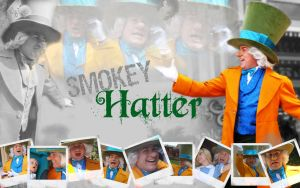 Smokey Hatter by margflower