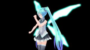 [MMD] ALO Fairy Wings [SAO] by LazzXion-Keyblade