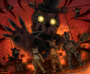 Ultimate Freddy Picture by Uitinla