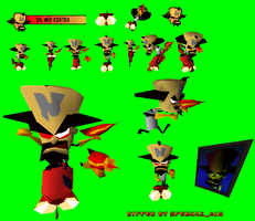 Dr. Neo Cortex MODEL 1 by sperhak618