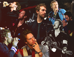 Chris Martin Wallpaper 5. by C-Jady