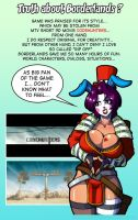 Truth about Borderlands ? by LucidARTDVC
