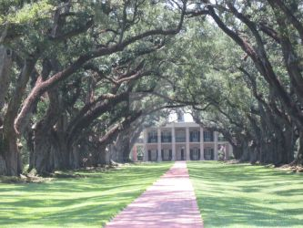Oak Alley Plantation 1 by darksykkurai