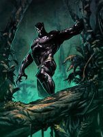 BlackPanther JHolder Colourby SGough by johjames