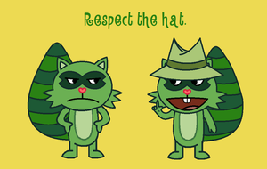 Respect the Hat by Project---Shadow