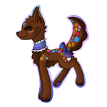 {DTA ENTRY} The Brownies are Dotted with Stars by madwolfy3579