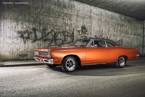1969 Road Runner IV by AmericanMuscle