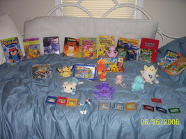Pokemon Collection--Part Two