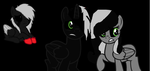 Shadow Siblings For Adopt by TheFloweyfanclub