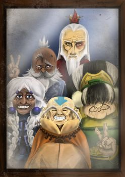 The Old Heroes by Kyobi-Agent