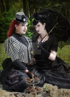 Deathly Picknick by MADmoiselleMeli