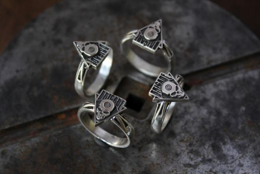 4 unmentioned rings Sauron made for spacepirates. by Ugrik