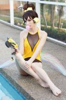 Swim B.Va III by MeganCoffey