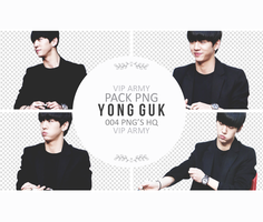 Pack png render: Bang Yong Guk | B.A.P  #01 by VipArmy