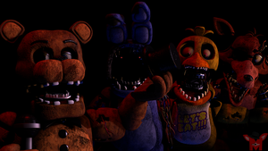 FNaF SFM: Grand Reopening by Mikol1987