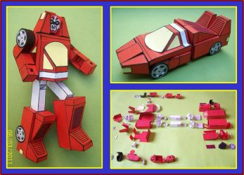 GOBOT-GUARDIAN-TURBO-MADE-IN-CARDBOARD by Paperman2010