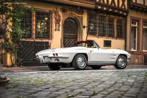 1964 C2 Sting Ray Convertible - Shot 3 by AmericanMuscle