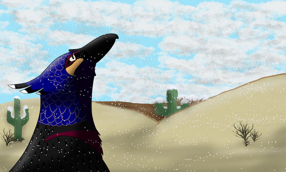 [AP Payment] Snow In the Desert by Zeinjave