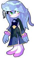 (Open) Adopt Ariel the Jellyfish (price lowered) by TOYSTARS