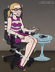 Felicity Smoak by Yes-I-DiD