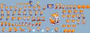 Classic Tails The Fox Edited V2 by TheGoku7729