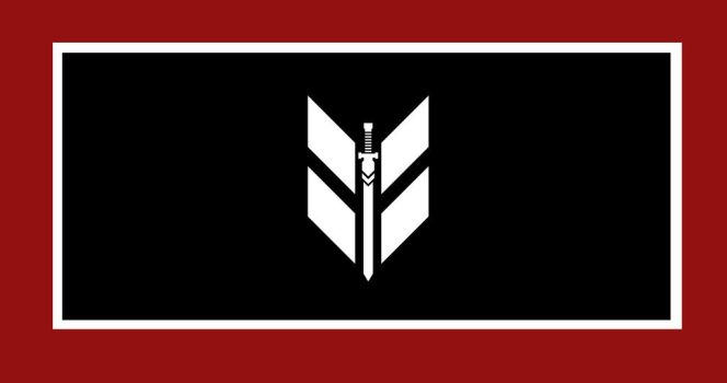 Agranite Empire Flag by KingWillhamII