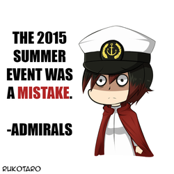 Admiral Ruby and the Summer Event by Rukotaro