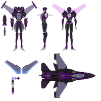 Fleetshooter's TFP Ref and Bio (TfSona) by PurpleGramps