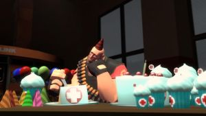 Waiting for TF2's Birthday by Legoformer1000