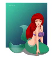 Mermaid by Violla