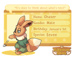 PKMNSkies Chaser Application by SpearmintDoodles