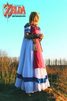 The Legend of Zelda ALink to the Past Cosplay #002 by LaraWegenaerArts