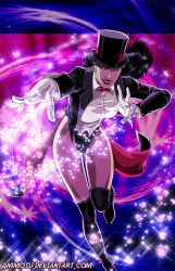Z - is for Zatanna by Ammotu