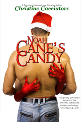 Noah Cane's Candy Ebook Cover by camarilladee