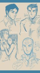 ATLK sketches by Zhiibe