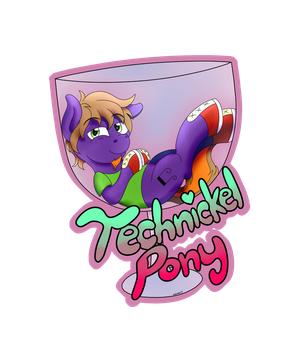 Tech Badge by sorasarah212