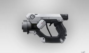 Weapon - Energy Pistol by longgi