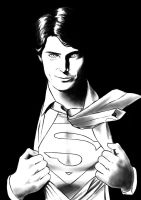 Christopher Reeve by yasinyayli