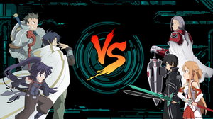 Crossover -SAO VS Log Horizon- by Miizu-Kun