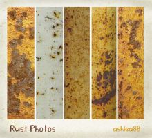Rust Photos pack by ashzstock