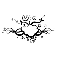 Abstract tattoo vector by ivprogrammer