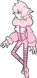 Pearlsona? Crossover? I have no clue by AshyTarts