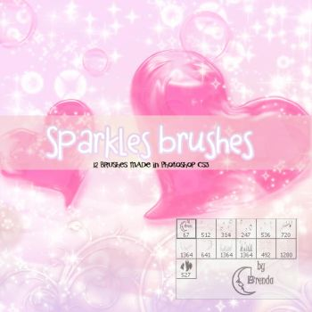 Sparkles Brushes by Coby17