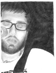 Dallas Green Portrait by The-Lonely-Corner