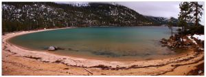 Sand Harbor Pano by dehrique